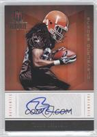 Rookie Signature - Travis Benjamin #/799