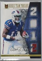 T.J. Graham [Noted] #/15