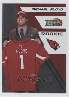 2012 Panini NFL Player of the Day - [Base] #5 - Michael Floyd