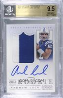 Andrew Luck [BGS 9.5 GEM MINT] #/99