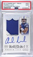Andrew Luck [PSA 9 MINT] #/99
