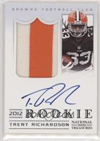 Trent Richardson [Noted] #/99