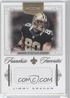 Jimmy Graham #/10