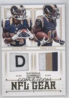 Chris Givens, Isaiah Pead /49