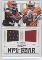 Doug Martin, Trent Richardson /75
