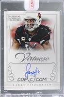 Larry Fitzgerald [Uncirculated] #/25