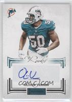 Rookies Signatures Silver - Olivier Vernon #/140