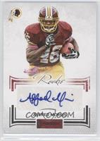 Rookies Signatures Silver - Alfred Morris #/140