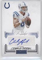 Rookies Signatures Silver - Chandler Harnish /140