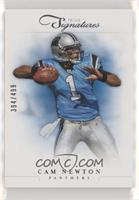 Cam Newton [Noted] #/499