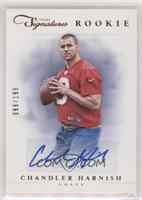 Rookie Prime Signatures - Chandler Harnish #/199