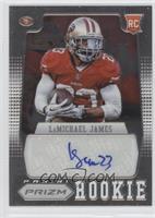 LaMichael James /399