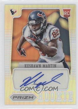 2012 Panini Prizm - [Base] - Prizms Autographs [Autographed] #275 - Keshawn Martin /99