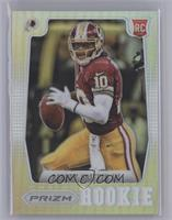 Robert Griffin III (short print: white sleeve) [Near Mint‑Mint+]