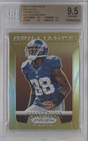 Hakeem Nicks /10 [BGS 9.5 GEM MINT]