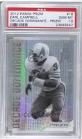 Earl Campbell [PSA 10 GEM MT]