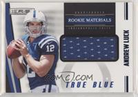 Rookie Materials - Andrew Luck #/399