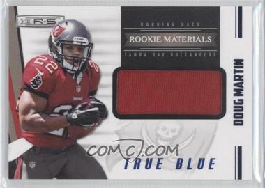 2012 Panini Rookies & Stars - [Base] - True Blue #225 - Doug Martin /399