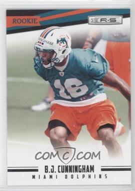 2012 Panini Rookies & Stars - [Base] #155 - B.J. Cunningham
