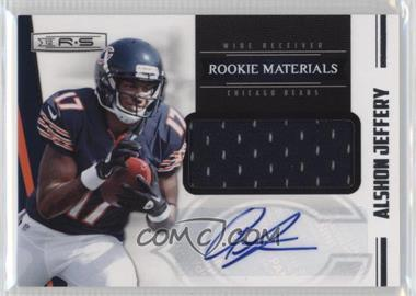 2012 Panini Rookies & Stars - [Base] #227 - Alshon Jeffery /499