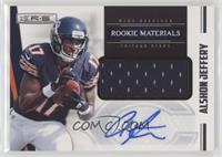 Rookie Materials Autographs - Alshon Jeffery #/499