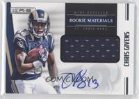Rookie Materials Autographs - Chris Givens #/499