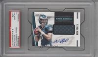 Rookie Materials Autographs - Nick Foles [PSA 10 GEM MT] #/499