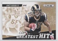 James Laurinaitis /500