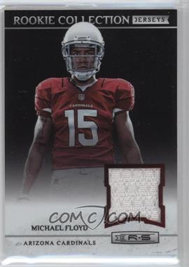 2012 Panini Rookies & Stars - Rookie Collection Jerseys #3 - Michael Floyd