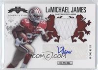 LaMichael James /49