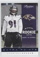 Courtney Upshaw /999