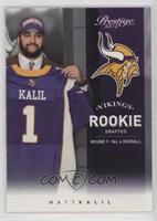 Matt Kalil (Draft Day)