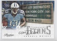 Kendall Wright #/100