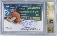 Brock Osweiler [BGS 9.5 GEM MINT]