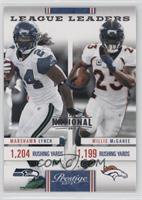Willis McGahee, Marshawn Lynch #/5