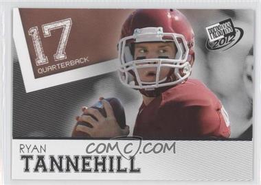 2012 Press Pass - [Base] #46 - Ryan Tannehill