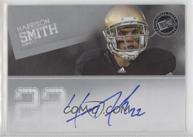2012 Press Pass - Signings #PPS-HS - Harrison Smith