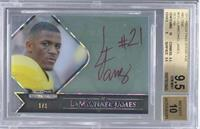 LaMichael James [BGS 9.5 GEM MINT] #/1
