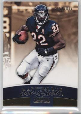 2012 Prominence - [Base] - Gold #18 - Matt Forte /897