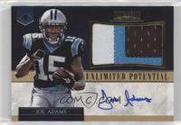 Joe Adams /15