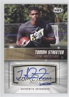 Tommy Streeter #/250