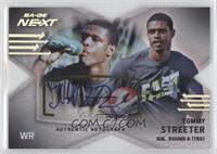 Tommy Streeter #/50