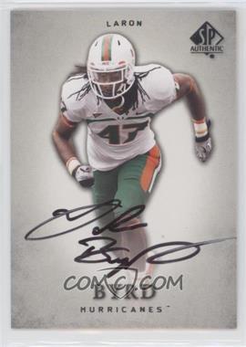 2012 SP Authentic - [Base] - Autographs [Autographed] #67 - LaRon Byrd
