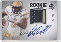 Rookie Auto Patch - Stephen Hill #/425