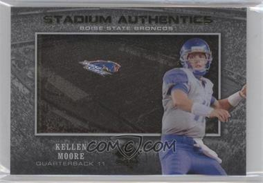 2012 SP Authentic - Stadium Authentics #SA-KM - Kellen Moore