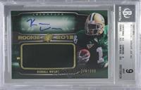 Kendall Wright [BGS9MINT] #/399