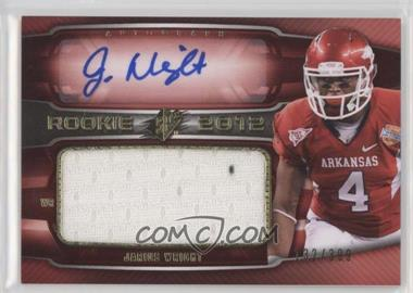 2012 SPx - [Base] #60 - Jarius Wright /399