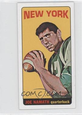 2012 Topps - 1965 Topps Design #122 - Joe Namath
