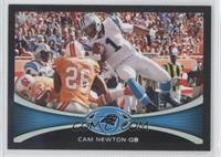 Cam Newton #/57