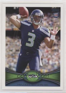 2012 Topps - [Base] #165.1 - Russell Wilson